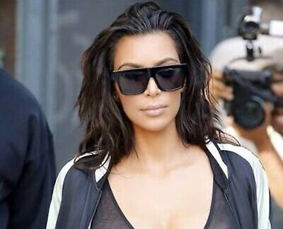 887259725d CELINE ZZ TOP 8073H POLARISED Black Label Sunglasses as seen on the  KARDASHIANS!