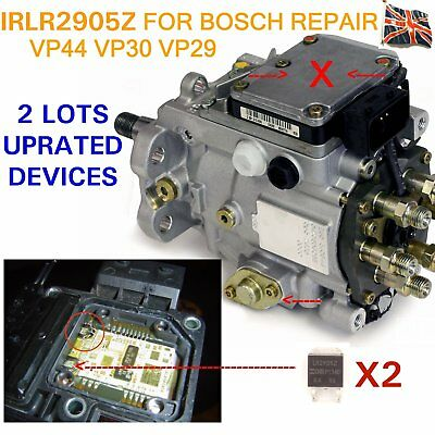 Upgraded 2 x Bosch VP44 VP30 VP29 irlr2905 Injection Fuel Pump Repair IRLR2905Z