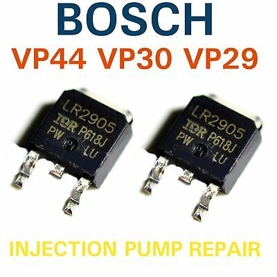 Bosch VP44 VP30 VP29 Injection pump repair Transistor IRLR2905 Audi BMW Ford x2
