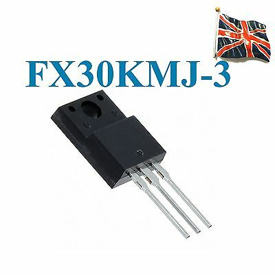 FX30KMJ-3 SemiConductor Case TO220 Make Mitsubishi use in Technics / others