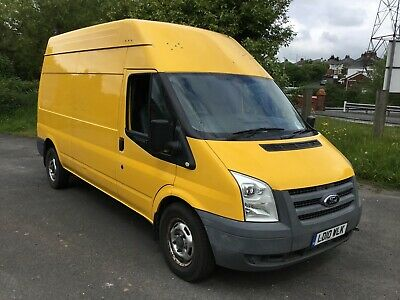 Ford Transit 115 T350L FWD - EX AA van, part exchange to clear