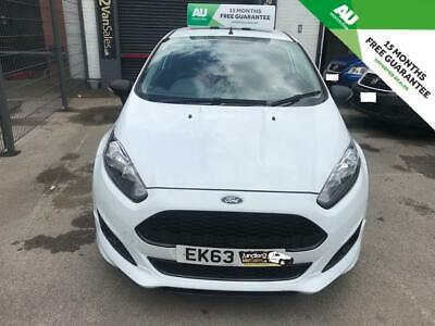 Ford Fiesta 1.5TDCi ( 75PS ) Stage V 2013 MY Trend