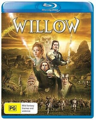Willow - 30th Anniversary Edition : NEW Blu-Ray