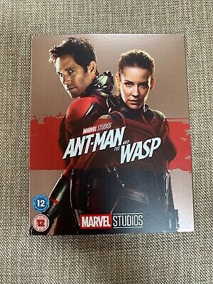 Ant-Man and the Wasp Blu-ray Cover Sleeve Brand New Sealed