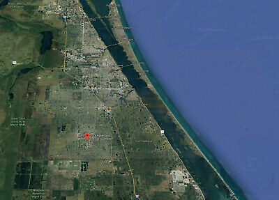 1/4 acre land for sale in Palm Bay! - Owner Financing 0%!