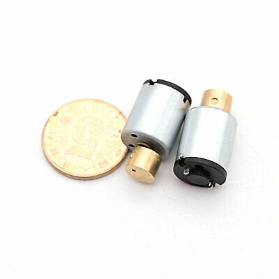 1PCS DC1.5V-3V 1215 Micro Vibration Motor with Eccentric Wheel For DIY Massager