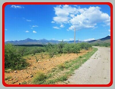 Gorgeous 3 Ac Lot~Tubac/Rio Rico Arizona~Paved, Power, Water, Actual Pictures