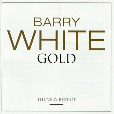 Barry White - Gold - The Very Best Of / Greatest Hits - 2CDs Neu & OVP