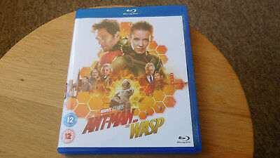 Ant-Man and the Wasp [2018 Blu-ray]