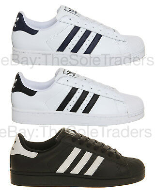 new concept 87787 80d68 MEN'S ADIDAS ORIGINALS Superstar 2 Retro Trainers Classic G17067 G17068  G1707