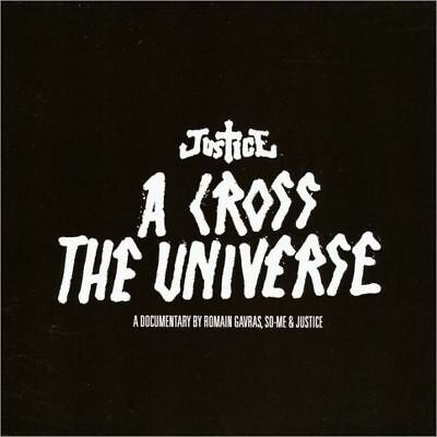 JUSTICE  A cross the universe  DVD + AUDIO CD  Album * New : sealed