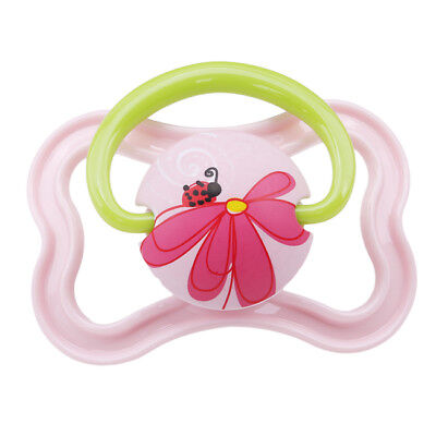 Toddler Baby Soother Dummy Teat Nipple Pacifier Silicone Dummy Pacifier WE
