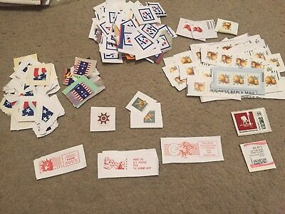 400 + worldwide postage stamps