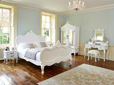 Custom listing for Alex King size bed - French style 'Parisenne'