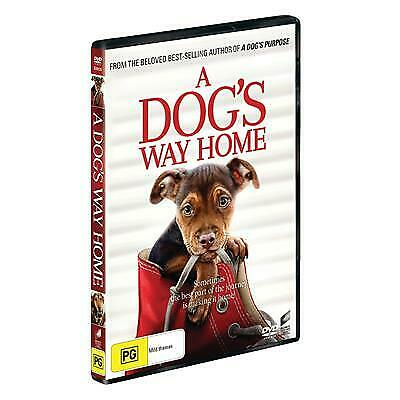 Dog's Way Home, A (DVD, 2019) (Region 4) New Release
