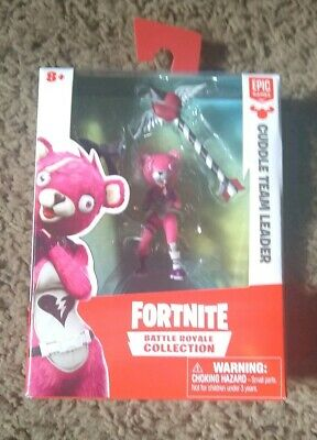 Fortnite Battle Royale Collection Cuddle Team Leader 015 Epic Game Action Figure