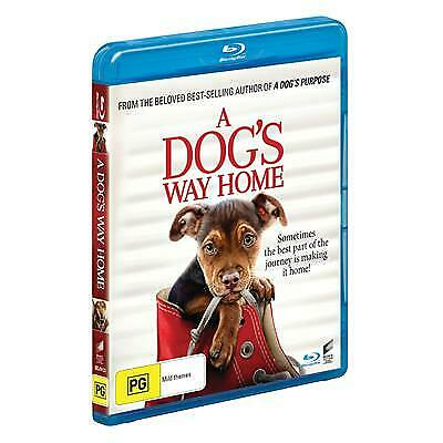 Dog's Way Home, A (Blu-ray, 2019) (Region B) New Release