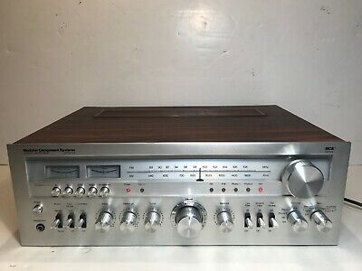 Vintage Modular Component System 3233 Stereo Receiver MSC Series Tested