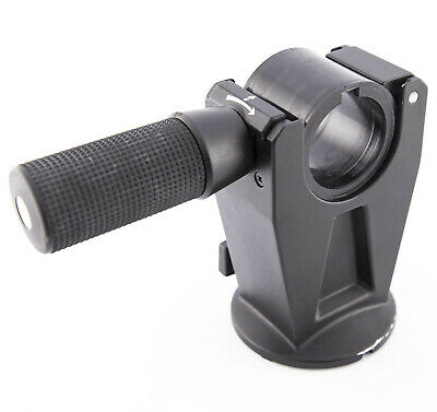 Sinar tripod rail clamp for large format cameras. For F, F1, P, P2, Norma