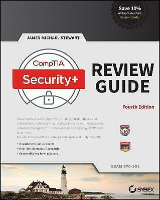 CompTIA Security+ Study Guide: ✔️ Exam SY0-501 7th Edition ✔️ - [PDF EB00K📱]