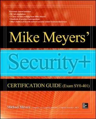 Mike Meyers' CompTIA security+ certification guide, (exam SY0-501) PDF EB00K