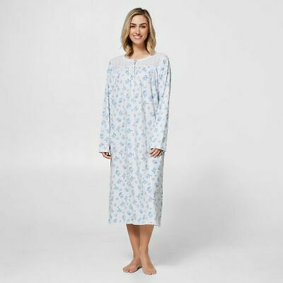 NEW Traditional Knit Nightie - Floral
