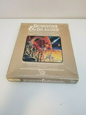 Set 5: Immortal Rules Box Set - Dungeons and Dragons