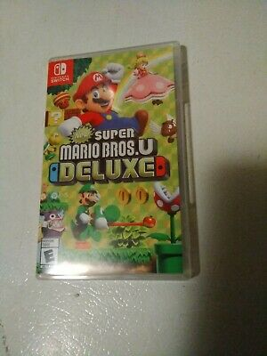 New Super Mario Bros. U Deluxe (Nintendo Switch, 2019)