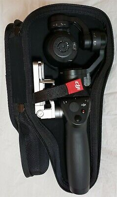 DJI OSMO OM160 - 4K 12MP Camera Handheld Fully Stabilized w/Extras