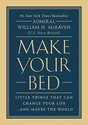 Make Your Bed: Little Things That Can Change Your Life (E-B00K,PDF,EPUB,Kindle)