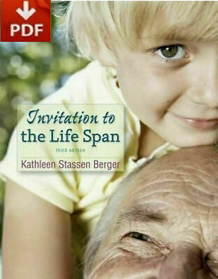 Invitation to the Life Span 3rd Edition by Kathleen Stassen Berger Pdf E-B00K