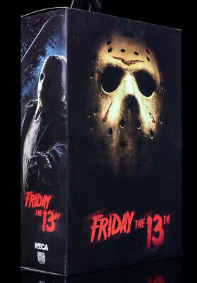 Friday the 13th Part 6 Ultimate 2009 Jason Action Figure NECA