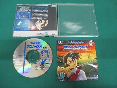 SUPER ALBATROSS GOLF for PC Engine Turbo Duo CD ROM - $20 00 | PicClick
