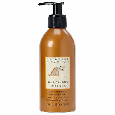 CRABTREE & EVELYN Gardeners Hand Therapy 250g #7337 DENTED