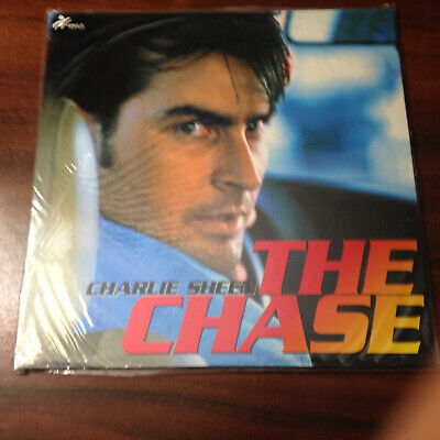 Laserdisc - The Chase PILF-7308 Japan Release