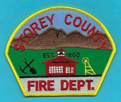 US CLARK COUNTY Nevada Fire Patch Obsolete 2 - $5 00   PicClick
