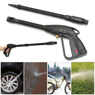160 Bar High Pressure Washer Spray Gun Lance Trigger Jet Wash Water Gun for Car