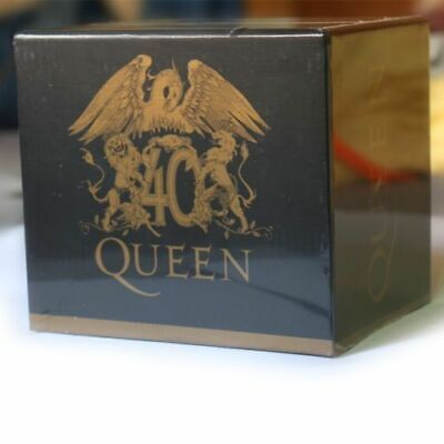 "Queen ""40"" 30xCD Collector's Box Set Studio Albums Collection 40th Anniversary"