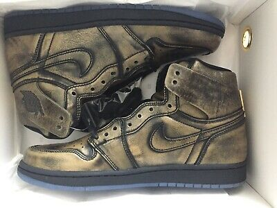 38933c7085c DS Nike Air Jordan 1 Retro High OG Wings Limited Edition US Size 9.5 NEW