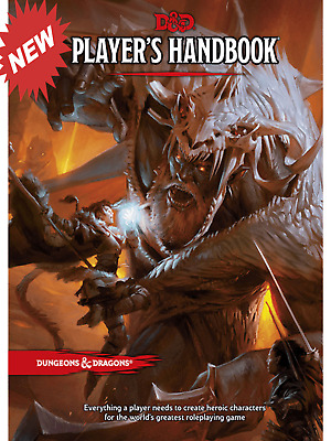 Dungeons & Dragons: Player's Handbook 5th edition_Fast Delivery[E-B OOK]