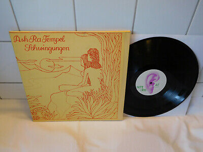 Ash Ra Tempel - Schwingungen - First Press.1972 Ohr Omm 556.020 German Krautrock