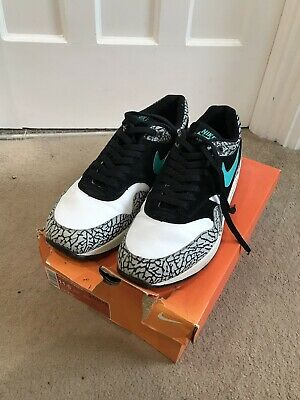 2007 AIR MAX 1 Atmos Elephant Deadstock With Og Box