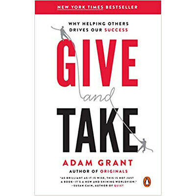Give and Take: Why helping others drives our success PDF EB00K