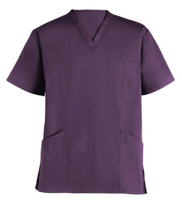 Alexandra Smart NHS Nurse Healthcare Hospital Doctor Surgeon Scrub Tunic - UT404