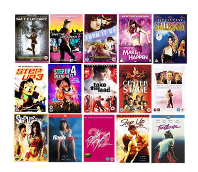 The best ever Film Dance Music 15 Movie Collection