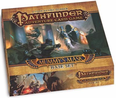 Pathfinder Adventure Card Game - Mummys Mask Base Set - New in Shrink