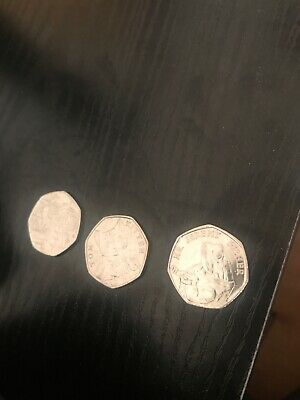 ALL Rare 50p Coins Inc Kew,Olympic,Beatrix Potter CHEAPEST ON EBAY! fifty pence