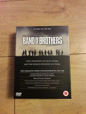 Band Of Brothers The Complete Series Gift Set