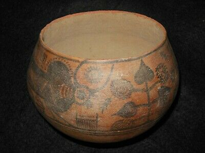 Indus Valley Harappan Bowl (c2000 BC) Antiquities, Antique Pottery, Asian - RARE
