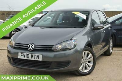 2010 10 Volkswagen Golf 1.6 Se Tdi Automatic Dsg  Full History + Fully Serviced